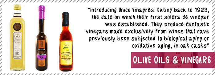 Buy Spanish Extra Virgin Olive oils EVO | Jerez Vinegar | Balsamic at ultracomida