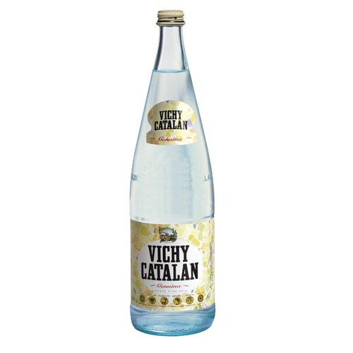 Vichy Catalan Sparkling Water 1L